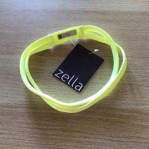 NWT Zella athletic headband